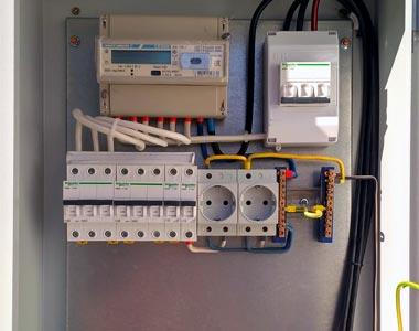 Услуга Подключение электричества 15 кВт к частному дому