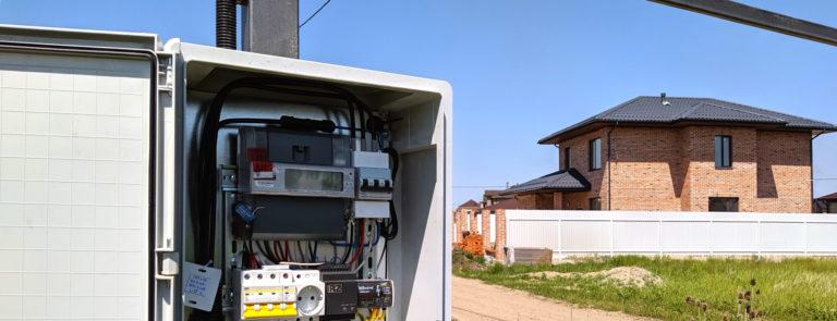 Технологическое присоединение 15 кВт